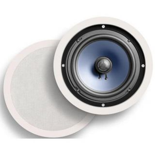 BRAND NEW Polk Audio RC80i 2 Way In Ceiling Speakers (Pair, White