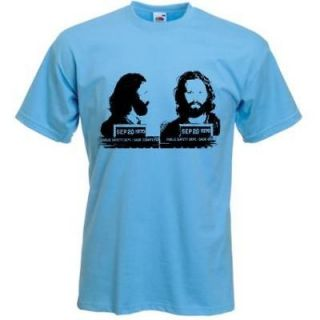 Jim Morrison Mugshot T Shirt The Doors Sizes S XXXL