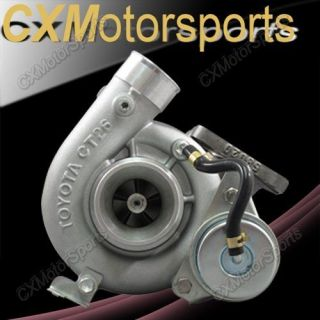 Turbo Charger Toyota Land Cruiser Prado 1HD T 1HD TF 4.2L Bolt On