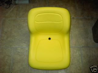 One John Deere Gator Seat 4x2 6x4 Made by Milsco New