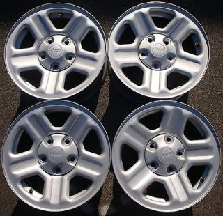 16 2007 08 09 10 11 Jeep Wrangler Steel Wheels Rims WLC
