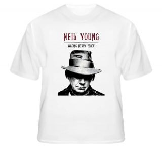 neil young shirt in Clothing,