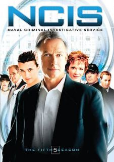 NCIS   The Complete Fifth Season DVD, 2008, Widescreen