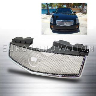 Newly listed 03 07 Cadillac CTS Chrome VIP Mesh Sport Front Grille