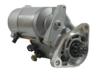 starter motor new holland skid steer loader l175 l465 one