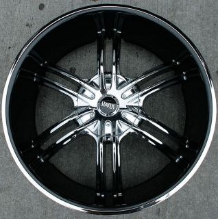 status quo 22 chrome rims wheels lincoln ls v6 v8