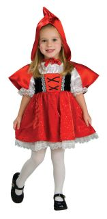Little Red Riding Hood Toddler Costume  Fairytale Halloween Costumes