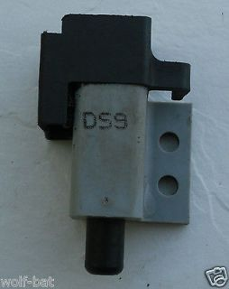 Cub Cadet Neutral Safety Plunger Switch Part Number 725 1747 fits
