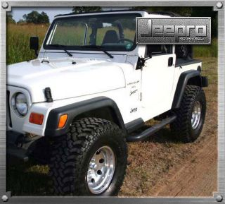 jeep wrangler side steps in Nerf Bars & Running Boards