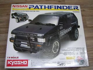 kyosho nissan pathfinder terrano from korea south returns