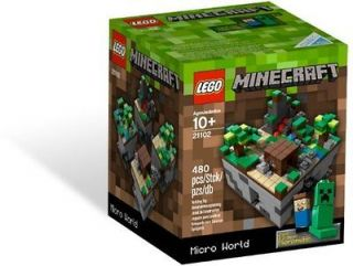 newly listed lego minecraft 21102  40 00