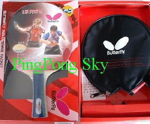 TBC303 FL Ping Pong Paddle Table Tennis Racket Bat IN USA
