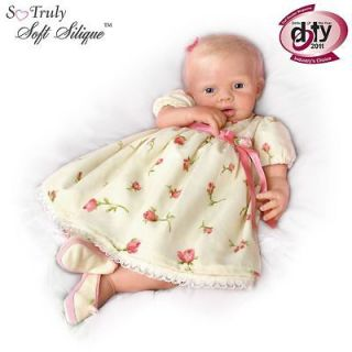 Newly listed Michelle Fagan Ashton Drake Silicone Lifelike Baby Doll