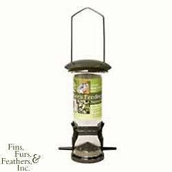 blue ribbon pet products deluxe wild bird seed feeder time