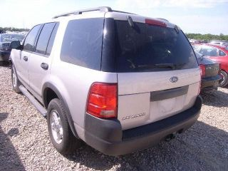 2004 04 ford explorer xls spare tire winch hoist carrier