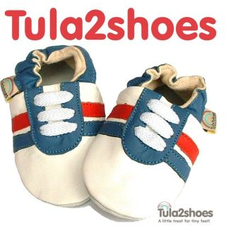 Tula2shoes SOFT LEATHER BABY BOYS/GIRLS SHOES/TRAINERS 0  6  12