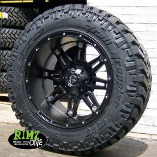 Off Road Hostage Black Nitto Trail Grappler 35x12.50R20 35 Mud tires