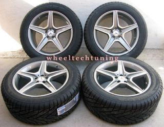 20 MERCEDES BENZ WHEEL AND TIRE PACKAGE   RIMS FIT ML350, ML500 AND