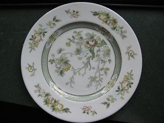 Royal Doulton 1974 Fine China Tonkin Indian tree Salad plate England