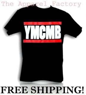 Young Money Cash Money Lil Wayne Weezy Drake T Shirt Small to 2XL rap