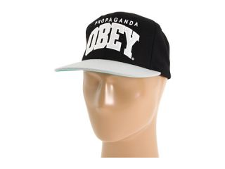 48 00 obey trademark trucker hat $ 18 00