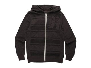 Hurley Kids Vacation Stripe Zip Hoodie    BOTH