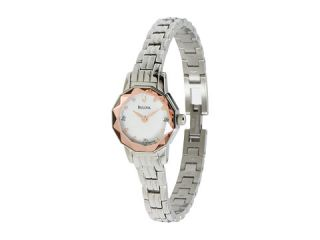 bulova ladies diamond 96p130 $ 224 25 $ 299 00