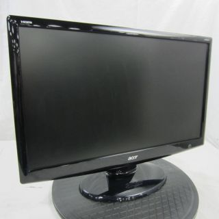Acer H233H 23 Widescreen LCD Flat Panel Monitor