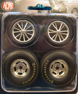 Acme produced 1 18 Scale Pure Hell Altered Wheel Set