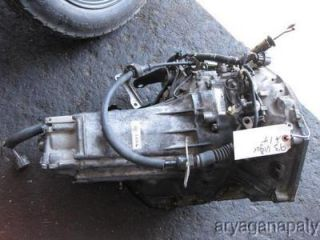 is a complete automaitc transmission removed from a 93 acura vigor