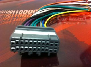 oem stock factory radio wire harness works with these make
