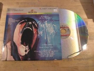 pink floyd the wall laser disc alan parker