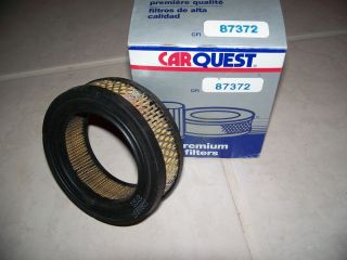 Car Quest 87372 Air Filter IHC Cub Cadet Kohler Engines
