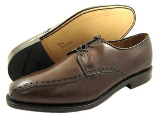 NWD Allen Edmonds Mens Wendell Brown Shoes US 9 D 3E