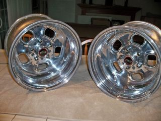 Hot Rod Ford Chevy Weld Racing Rodlite Wheels