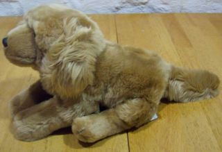Animal Alley Cocker Spaniel Dog Plush Stuffed Animal