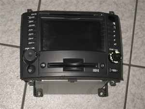 03 Cadillac cts Navigation GPS 6 Disc CD Radio U2V LKQ