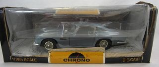 Chrono 1963 Aston Martin DB5 Die Cast 1 18 Scale Model Car in Factory