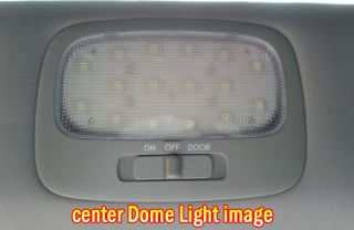 SuperBright Premium LED Interior light KIA 2011 2012 Sportage