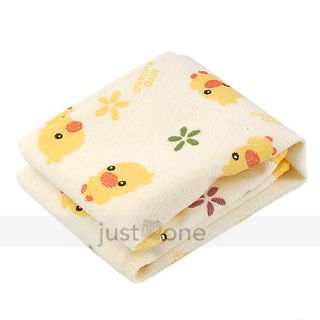 Baby Infant Home Travel Cotton Mat Burp Changing Pad Cover Waterproof
