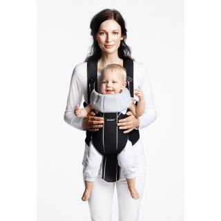 BabyBjorn Baby Bjorn Miracle Baby Carrier 0 18 Months New Retail $189