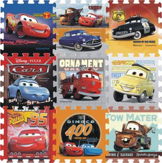 foam baby floor mats with Disney Story Cars for baby play mats 12 5 31