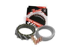 Barnett Clutch Kit Carbon Fiber Honda CR250R CRF450 R X