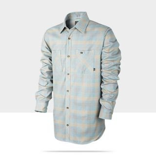 Nike Raleigh Drifter Plaid Mens Long Sleeve Shirt 506347_302_A
