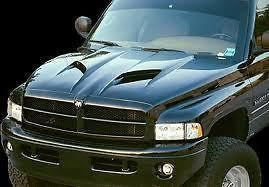 Ram Air Functional Truck Hood 2002,2003,2004​,2005,2006,200​7,2008