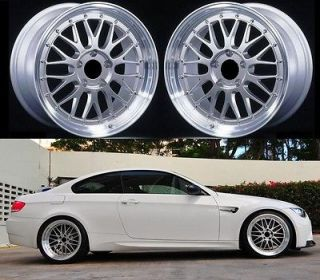 19 MESH LM S ALLOY WHEELS FIT BMW 3 SERIES E46 COUPE SALOON CABRIO