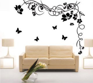 butterfly wall decals in Decals, Stickers & Vinyl Art