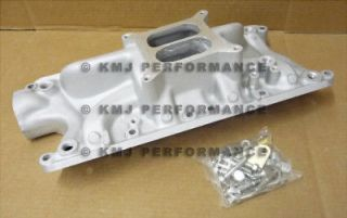 sbf ford 302 347 dual plane aluminum intake manifold time