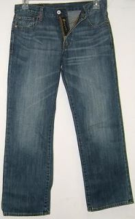 NWT MENS LUCKY BRAND JEANS 361 VINTAGE STRAIGHT LEG JEANS ALLEN WASH