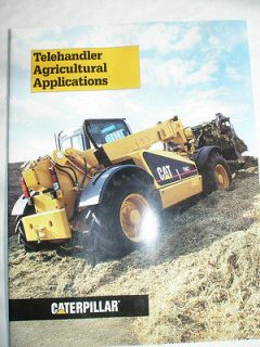 caterpillar telehandler in Heavy Equipment & Trailers
